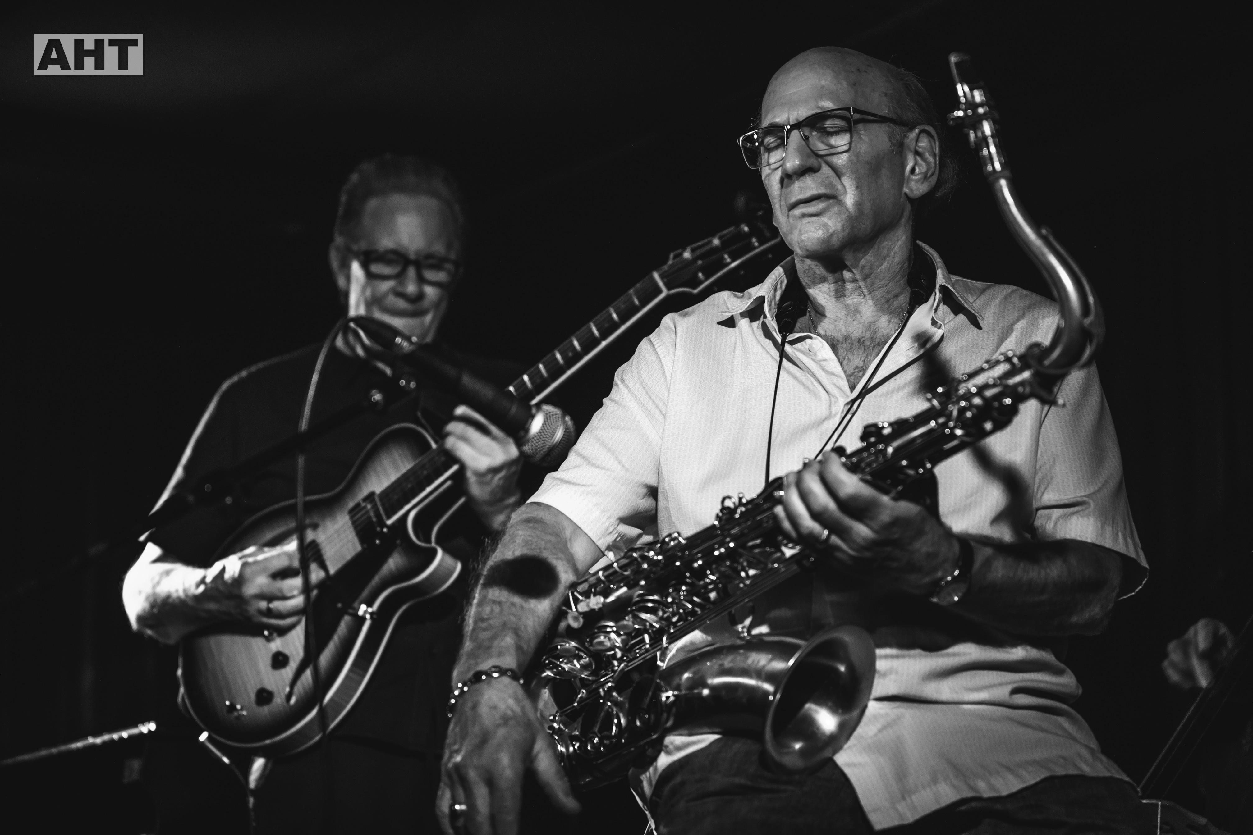 Dave Liebman & Vic Juris