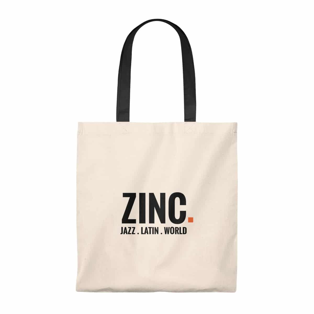 Zinc Tote Bag Vintage