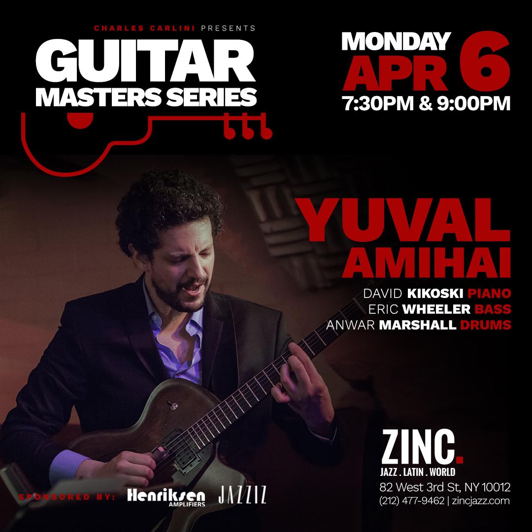 Yuval Amihai